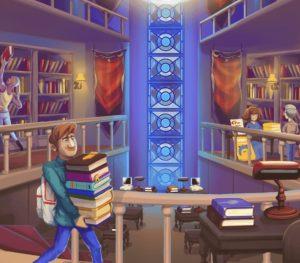 CodyCross Bibliothek Lösungen
