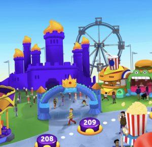 CodyCross Freizeitpark Lösungen