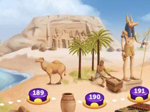 CodyCross Altes Ägypten Lösungen